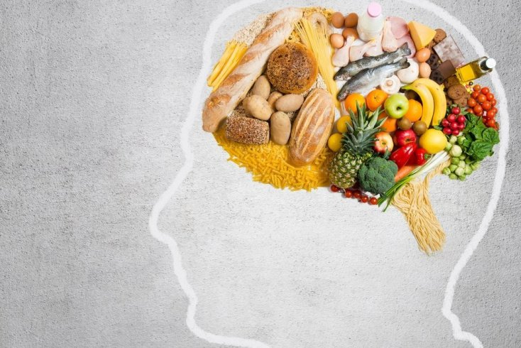 Питание для поддержания работоспособности головного мозга