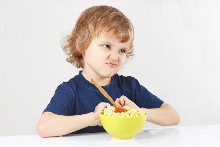 Обязательно нужно питание для ребенка с больным животом