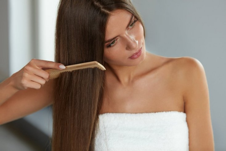 Гребни для красоты волос