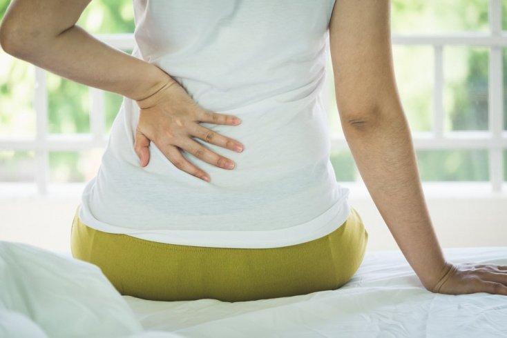 Боль в области спины: причина и следствие