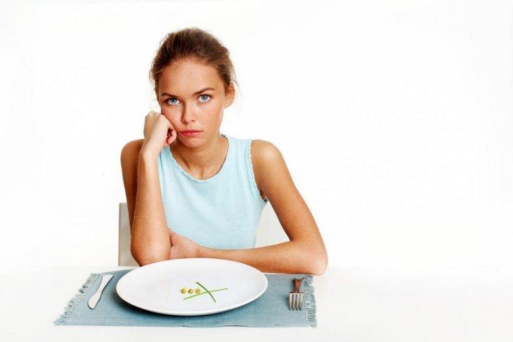 Лечение голодной диетой — не панацея