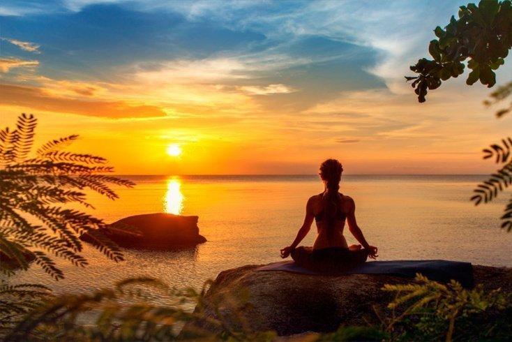 Занятия медитацией