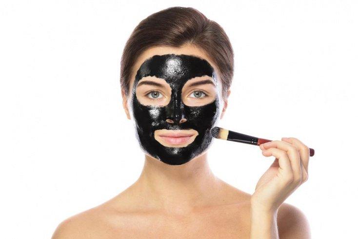 Маски для кожи лица с активированным углем