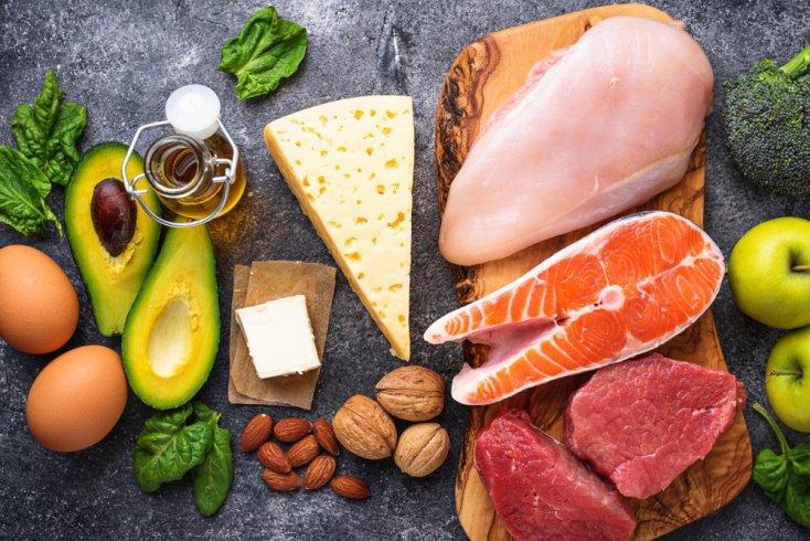 Кетоменю и похудение