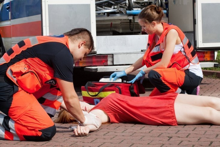 Особенности травматического шока