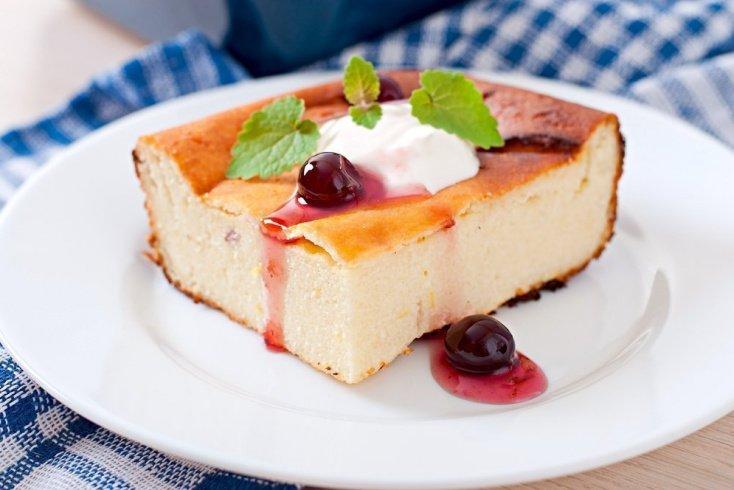 Рецепты для похудения: диета со сладкой выпечкой