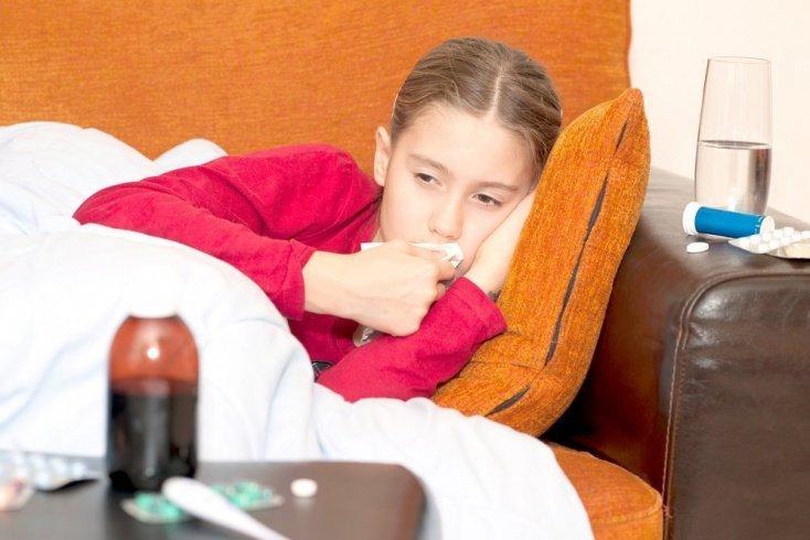 Насморк: лечение болезни