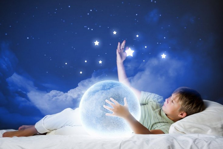 Каким должен быть режим ночного отдыха для ребенка