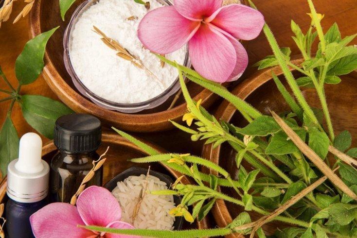 Эффективное очищение кожи с рисовым скрабом