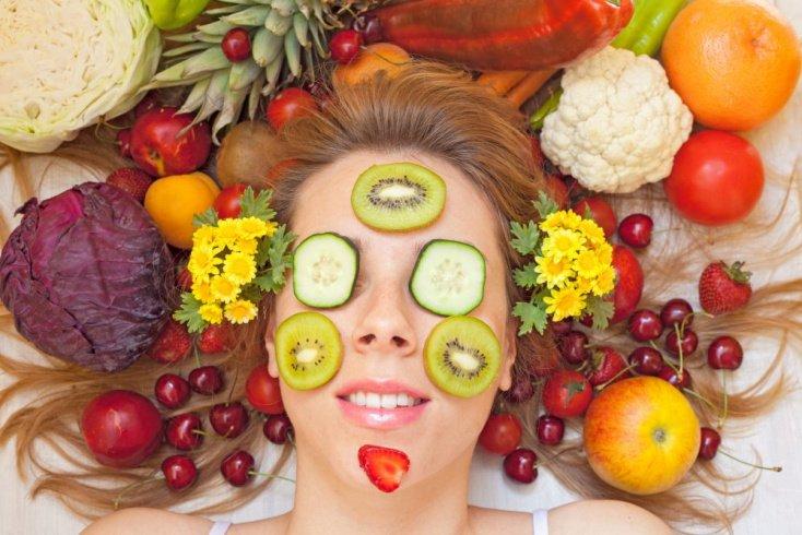 Овощи и фрукты — продукты питания с разной степенью полезности