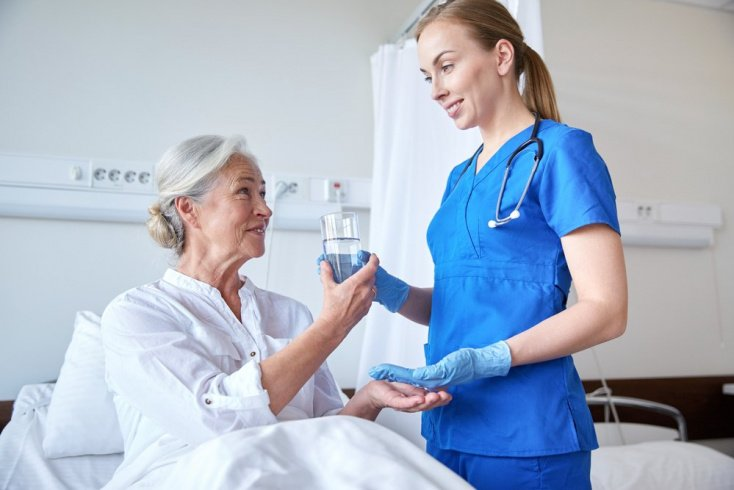 Специфика препаратов в связи с питанием