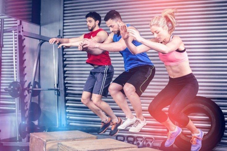 Упражнения для начинающих спортсменов