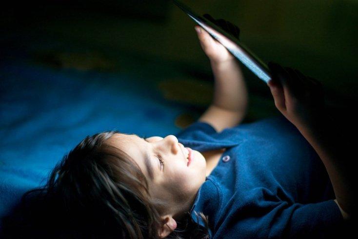 Дети и планшеты