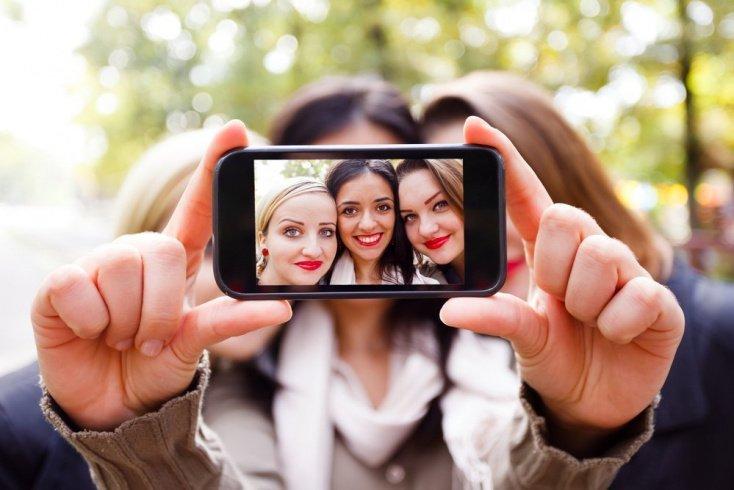 Пригласите сфотографироваться других людей