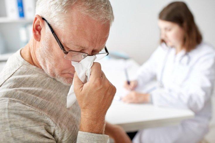 Патогенез и этиология вазомоторной болезни