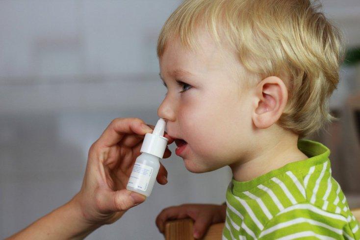 Защита от насморка для малышей