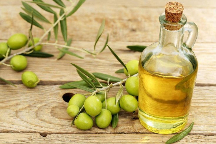 Оливковое масло — витамины в «жидком золоте»