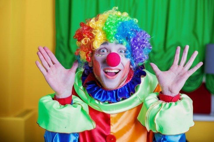 Боязнь клоунов