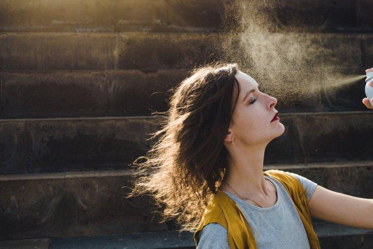 Термальная вода — косметика для увлажнения кожи