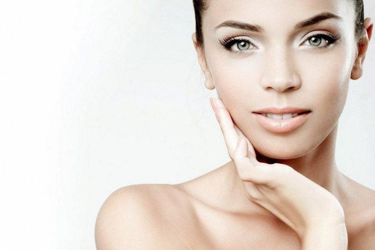 Цветовая гамма омолаживающего макияжа