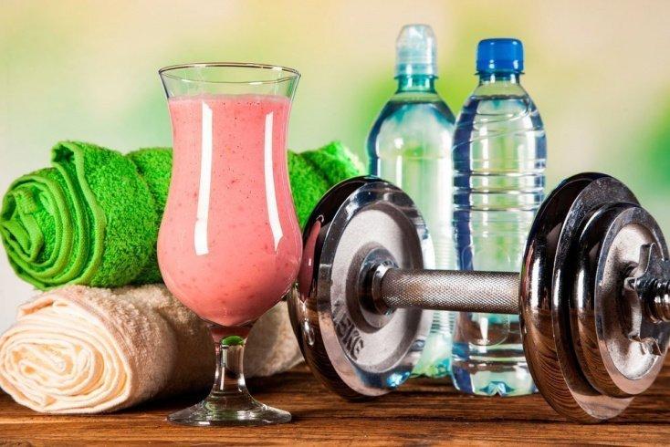 Правила питания для здоровья и набора мышечной массы