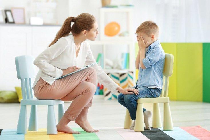 Медлительный ребенок в детском саду