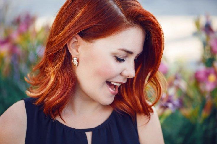 Балаяж: разноцветные блики в волосах