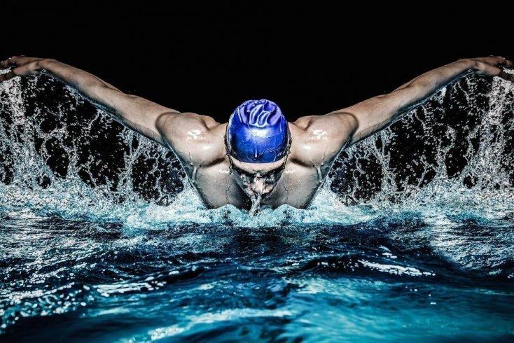 Водные занятия фитнесом для укрепления тела