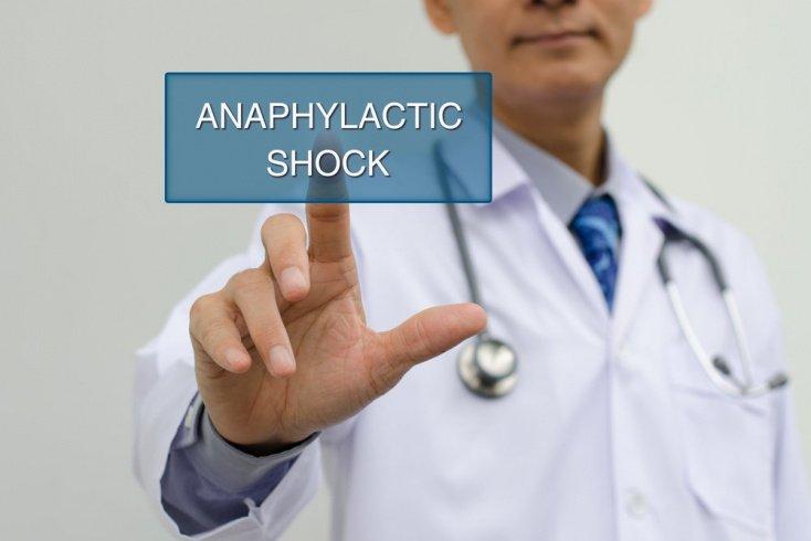 Анафилактический шок: как его описать?