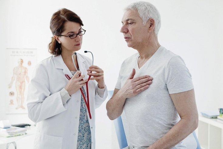 Симптомы кардиосклероза