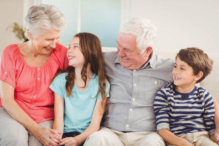 Любовь и отношения в семье