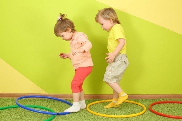Комплекс упражнений для детей