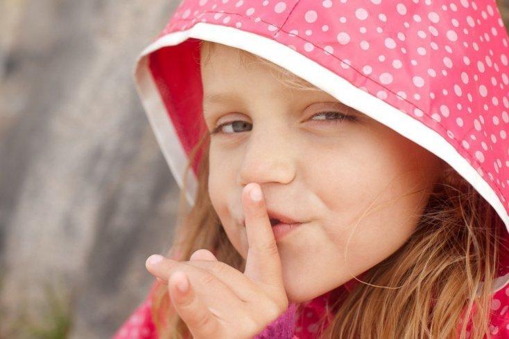 Первая реакция взрослых на употребление ребенком нецензурных слов