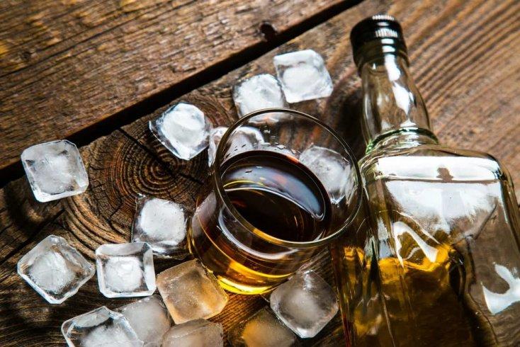 2. Шотландский ромовый напиток от простуды