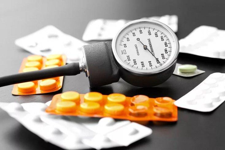 Препараты при гипертензии