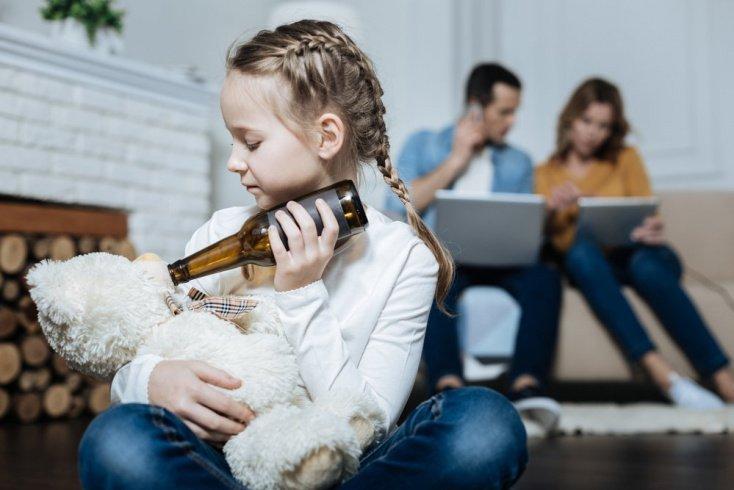 Родители, дети и травмы детства