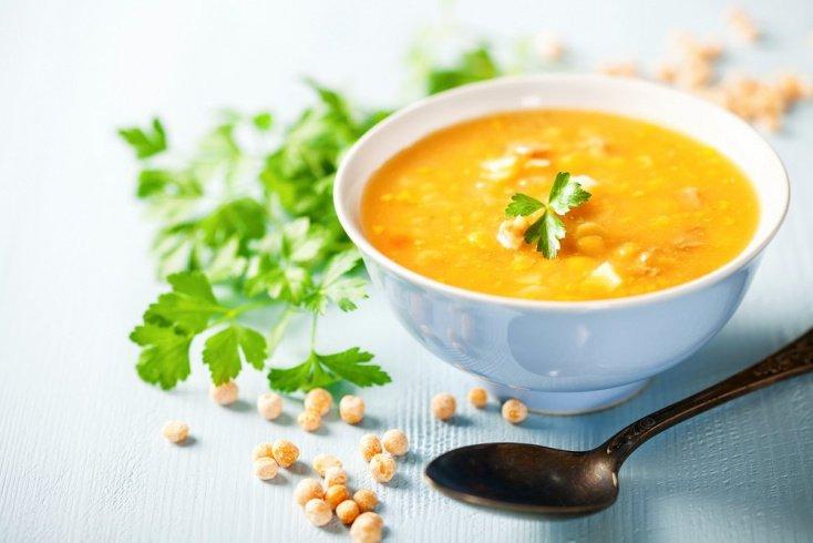 Рецепт классического горохового супа