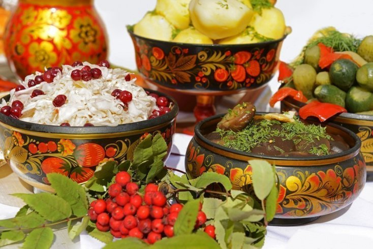 Основа здорового питания: русская кухня