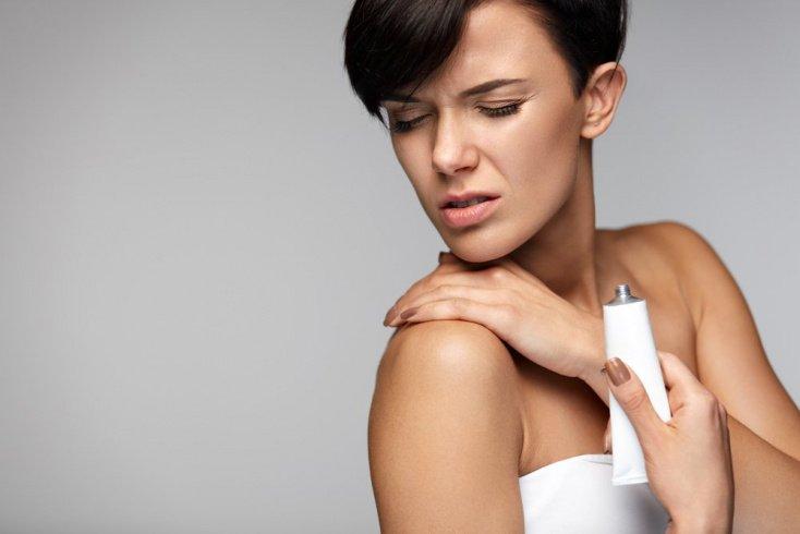 Крем для мышц с разогревающим эффектом