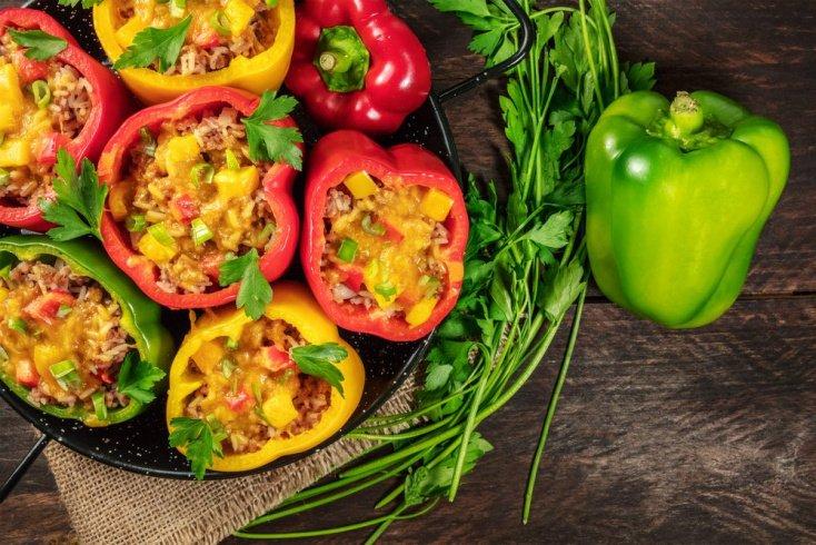 Болгарский перец: полезные рецепты