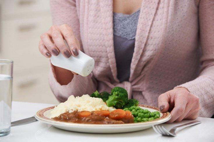 Как бороться с солью?
