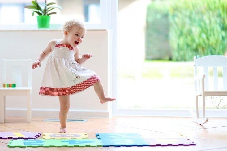 Ритмика для малыша