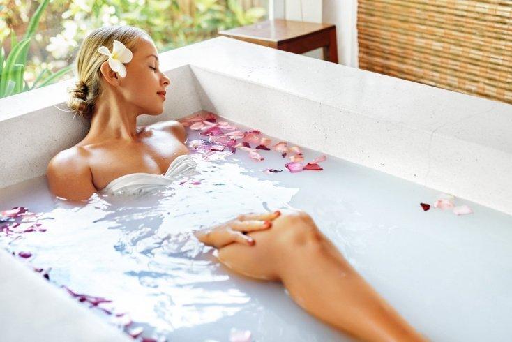 СПА салон на дому: ванны с разнотравьем