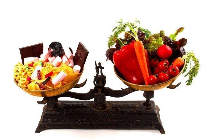10. Несбалансированная диета