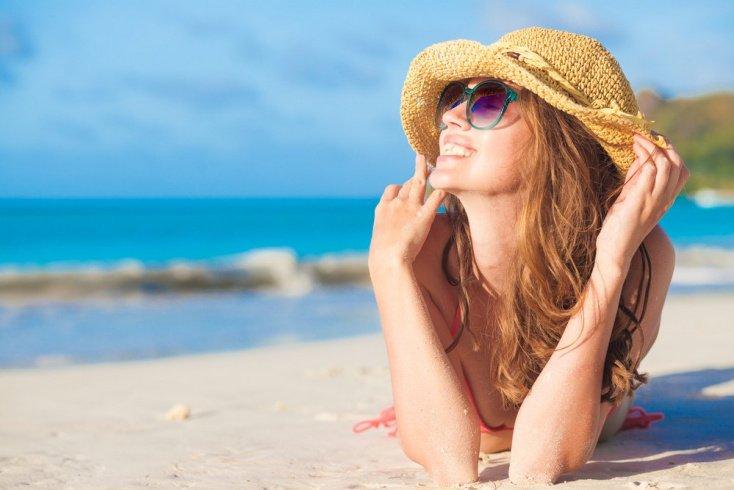 Польза отдыха на солнце