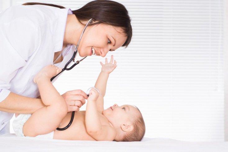Особенности лечения детей первых трех месяцев жизни