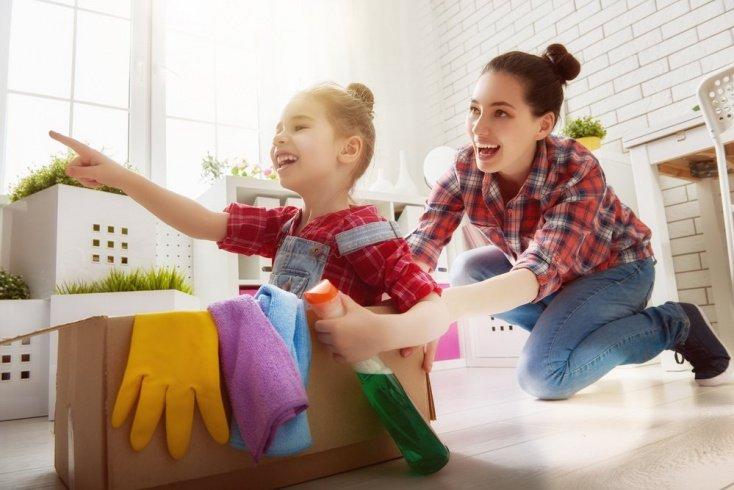 Способы мотивации к работе по дому