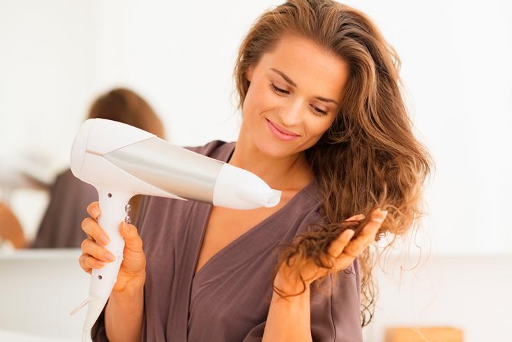 Обслуживание фена для волос
