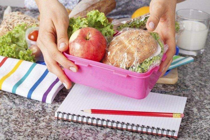 Питание с собой в школу