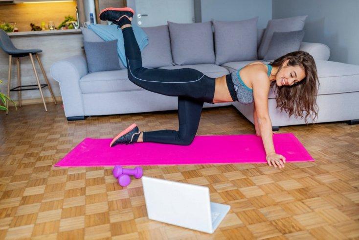 Правила фитнес-тренировок